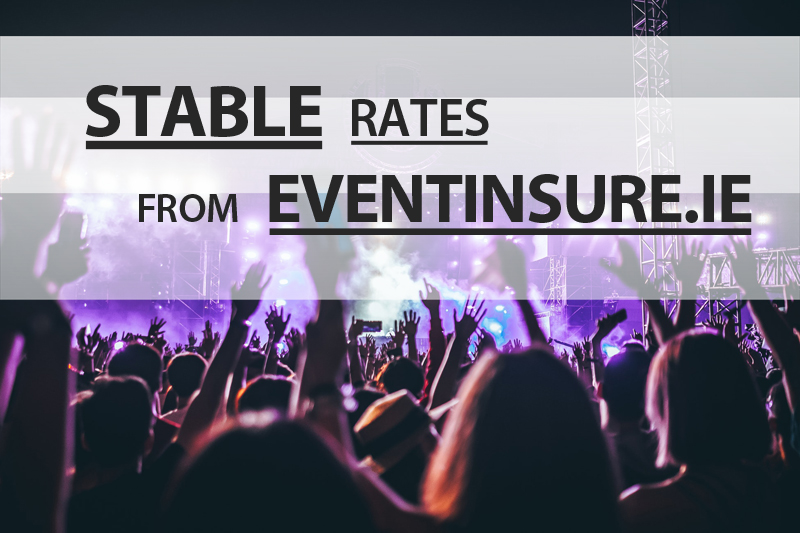 Stable rates with EventInsure